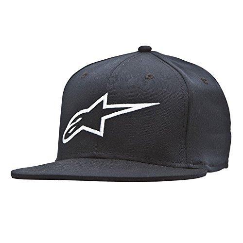 Alpinestars Herren Hat/Beanie AGELESS FLAT, schwarz, S/M, 1035-81015