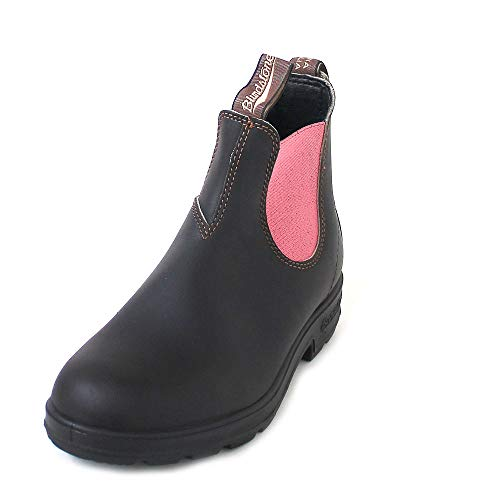 n's Boots Stout Brown/Pale Pink ()