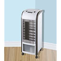 groundlevel.co.uk Portable 60 Watt Air Cooler 3.5 Litre