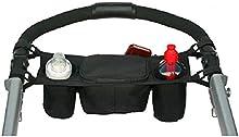 Cochecito Organizador, Pyrus bebé silla de paseo colgar bolsa de almacenamiento, resistente al agua y la conservación de calor