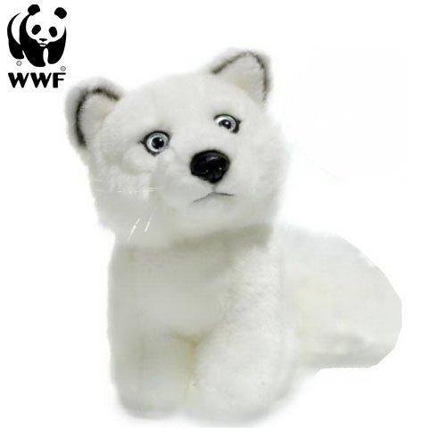 WWF Plüschtier Polarfuchs Baby (15cm) Kuscheltier Stofftier Arctic Fox