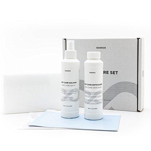 Pflegemittel Set für Granitspüle Reinigungsmittel für Schock Franke Blanco u.a.