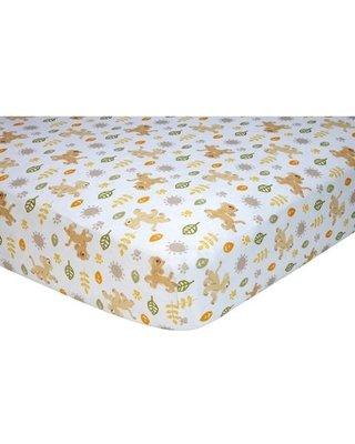 Preisvergleich Produktbild Disney Baby König der Löwen Spannbetttuch Kinderbett für Jungen oder Mädchen von Disney