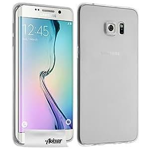 Avizar - Coque ultra-fine Second Skin 0.3mm Samsung Galaxy S6 Edge Plus - Transparent