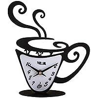 MEILI Moderne minimalistische Art und Weise des Uhrtischuhrwohnzimmers kreative Dekoration verziert Uhrstummeschreibtischuhr preisvergleich bei billige-tabletten.eu