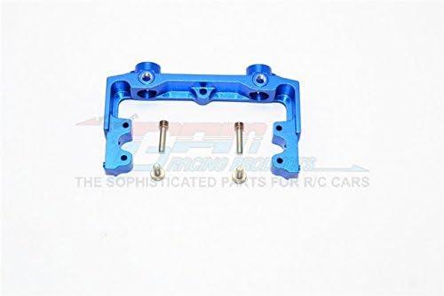 Raidenracing SCX10 II Aluminum Aluminum Aluminum Alloy Upgrade Parts Rear Bumper Mount 90047 90046 Blue | New Style  c59af4