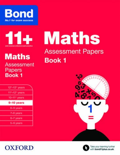 bond-11-maths-assessment-papers-9-10-years-book-1