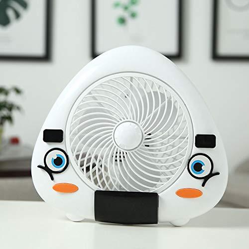 Cartoon Fan Mini Desktop-Student Paging Fan Mute Office Kleiner Tischfan