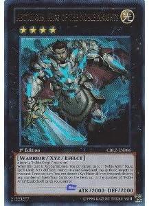Yu-Gi-Oh! - Artorigus, King of the Noble Knights (CBLZ-EN086) (CBLZ-EN086) (CBLZ-EN086) - Cosmo Blazer - 1st Edition - Ultimate Rare by Yu-Gi-Oh! | Matériaux De Qualité  0e5c86