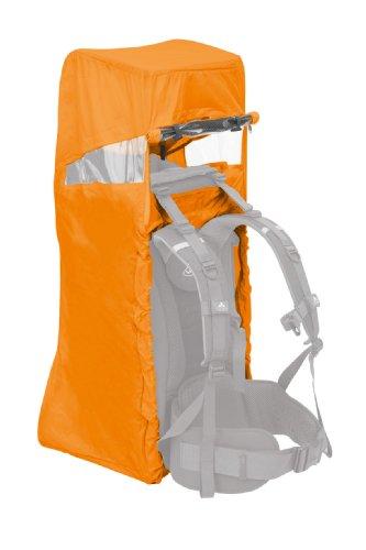 Imagen de vaude big raincover  funda impermeable para  portabebés naranja naranja talla talla única