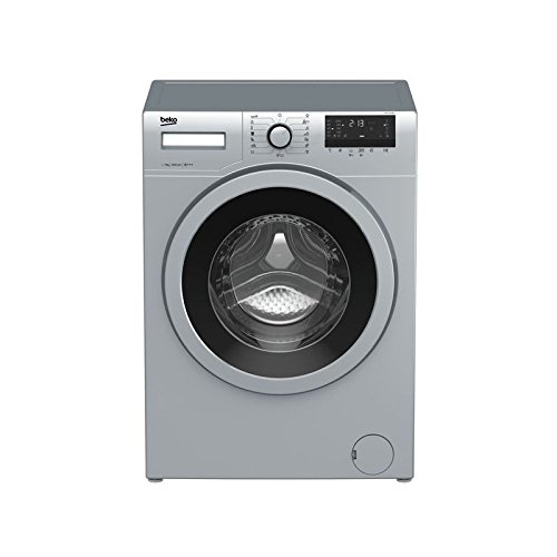Beko WTE 7532 BCX Independiente Carga frontal 7kg 1000RPM A+++ Acero inoxidable...