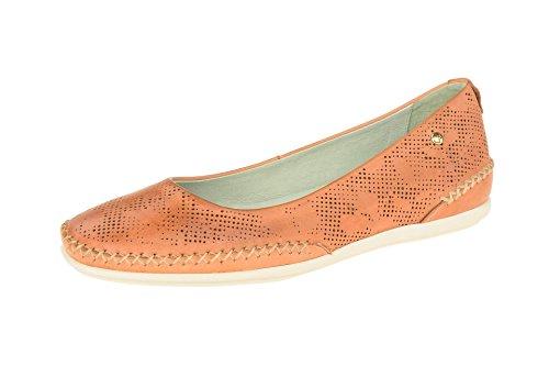 Apricot Donna chiaro 2545 W6S Marrone Pikolinos Ballerine qC1awOEa8