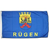 Flaggen Pin R/ügen Pins Anstecknadel Fahne Flagge FLAGGENMAE/®