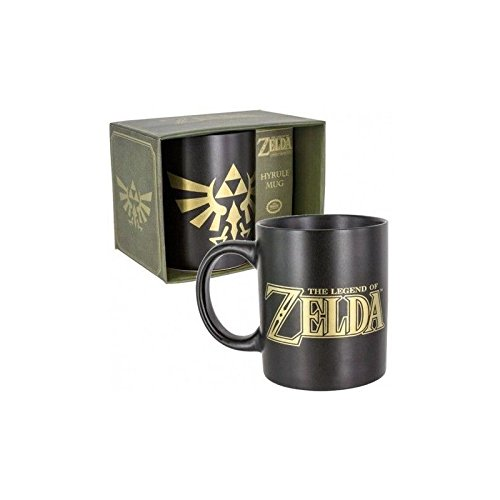 The Legend of Zelda Mug Zelda Hyrule