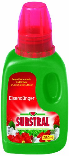 Substral  Eisendünger - 250 ml