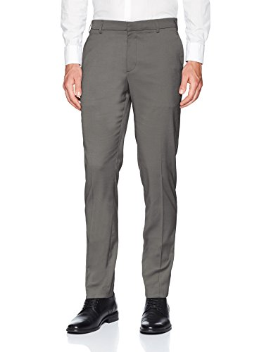 Perry Ellis Men's Portfolio Very Slim Fit Stretch Iridescent Dress Pants