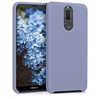 kwmobile Huawei Mate 10 Lite Hülle - Handyhülle für Huawei Mate 10 Lite - Handy Case in Lavendelgrau