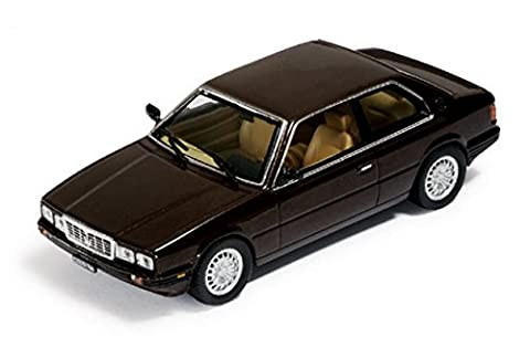 Maserati Biturbo 1982 Auto Italiane Italian Cars MODEL DIE CAST 1:43