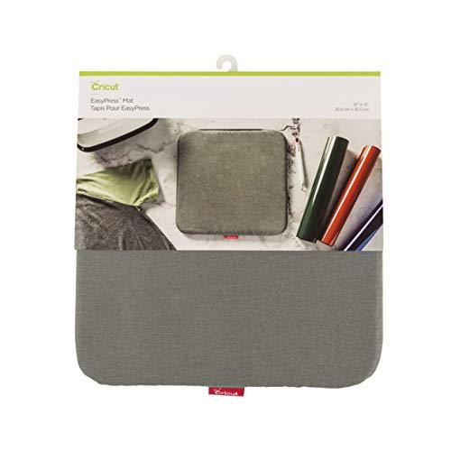 Cricut EasyPress Matte, 30,5 x 30,5 cm, Grau, 30,5 x 30,5 cm -