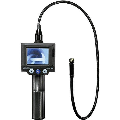 Endoskop mit Sonde Basetech bsk-100Ø Sonde: Sonde 9.8mm Länge: 59cm Update Feuer -