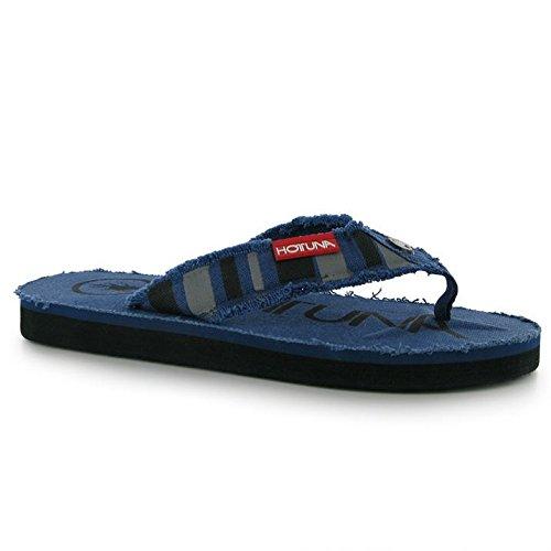 Hot Tuna , Chaussures de piscine et plage pour homme Bleu - Bleu délavé