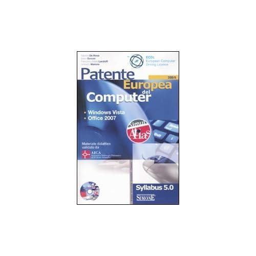 Patente Europea Del Computer. Con Cd-Rom