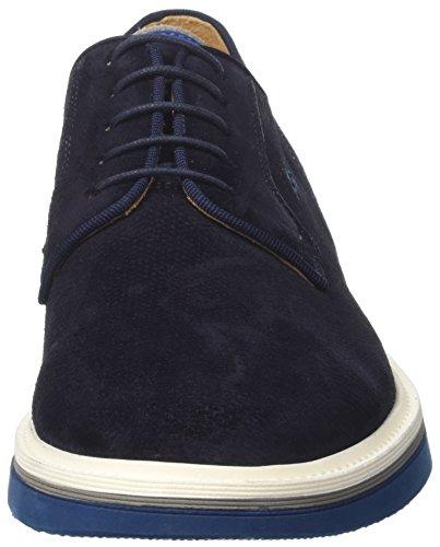 Harmont & Blaine E8051531, chaussures à lacets homme Blu (Navy)