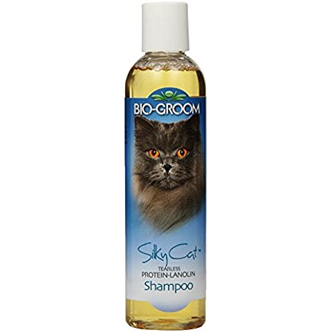 Bio-Groom CBB20008 Silky Shampoo For Cats