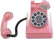 Retro Telephone Piggy Bank Vintage Stimulation Phone Coin Bank Money Box Novelty Saving Box Money Pot Children
