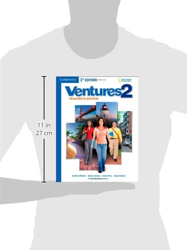 Ventures Level 2 Teacher's Edition with Assessment Audio CD/CD-ROM Second Edition