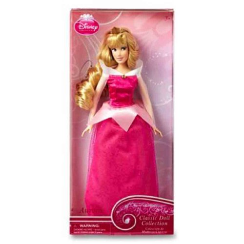 Disney Store Exclusive Classic Doll Collection Princess AURORA Sleeping Beauty 12 by Disney