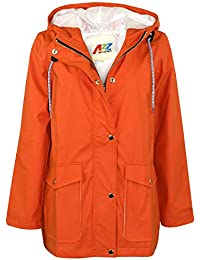 285aedaaa3ad Amazon.co.uk  Orange - Coats   Jackets   Girls  Clothing