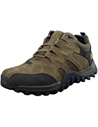 Woodland Men's Nubuck Leather Boots