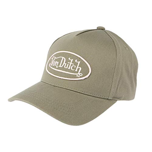 Von Dutch Casquette Grise Rose EVA - Mixte