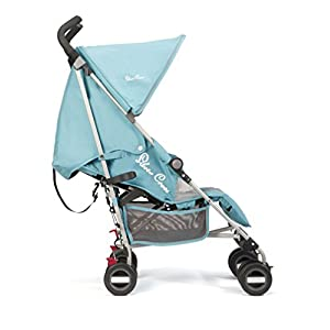 Silver Cross Zest Stroller, Aqua   10