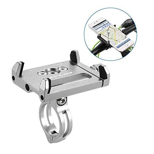 Lixada Fahrrad Telefonhalterung Universal Verstellbaren für 3.6-6.2 Zoll Elektronische Geräte