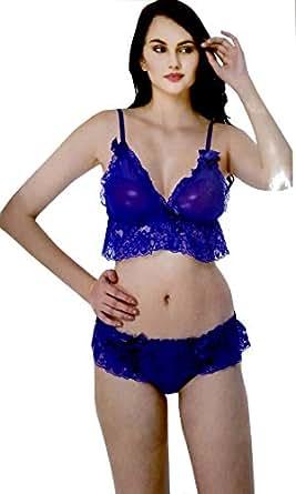 ... Fancy Bra Panty Set (Free Size 30 to 36) daf6d5883