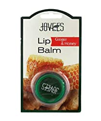 Jovees Lip Balm Ginger and Honey