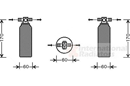 Van Wezel 3200D155 deshumidificador sistema climatización