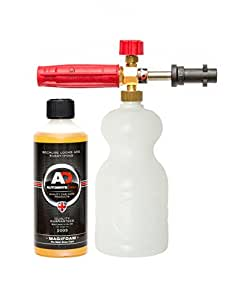 Snow Foam Lance Karcher Connector with 500ml of Magifoam - By Autobrite Direct