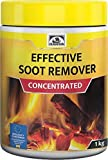HANSA Concentrated soot remover - Efficient flue and chimney cleaner, 1 kg