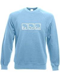 BaZnGa Männer T-Shirt Tragetasche