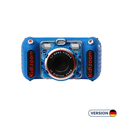 Vtech Kidizoom Duo DX, Kinderkamera, blau