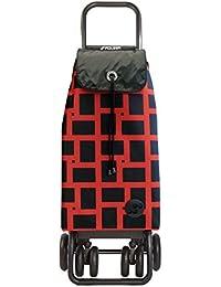 Rolser Logic Tour Chariot à provisions rouge Rouge 39,5 x 32,5 x 106 cm