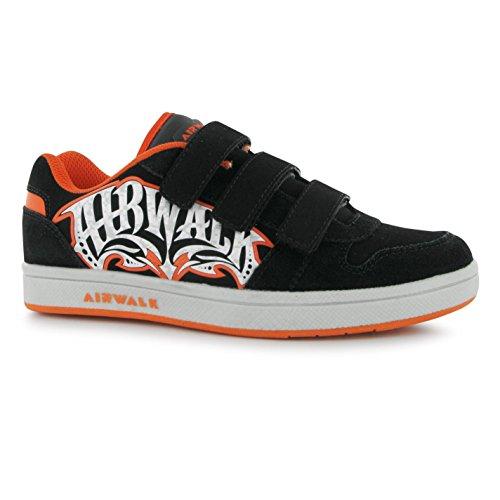 airwalk-zapatillas-para-nino-negro-negro-naranja-eu-33-cm