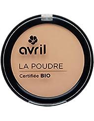 Avril Poudre Compacte Certifiée Bio Nude 7 g