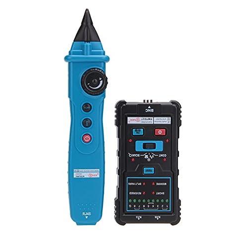Netzwerk Tester, Netzwerk LAN Kabel Tester Wire Tracker RJ45 RJ11 Line Finder Scanning Device