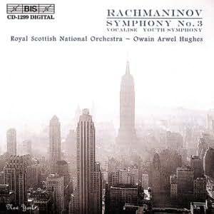 Symphony No. 3 (Hughes, Rsno)