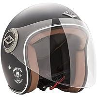 EDGUARD Dirt Ed Customs Casque de Moto Mixte Adulte