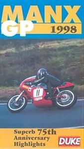Manx Grand Prix 1998 [VHS]